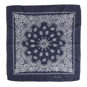 šátek Rockabella - BAND ONE - BLUE, ROCKABELLA