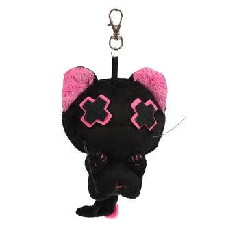 přívěšek (plyšová hračka) Dead Cute - BABY VANITY - BLACK/PINK