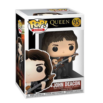 figurka Queen - POP! - John Deacon, POP, Queen