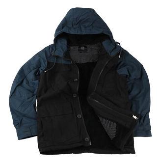 bunda pánská zimní GLOBE - Goodstock Blocked Parka - Black - GB01637014-BLK