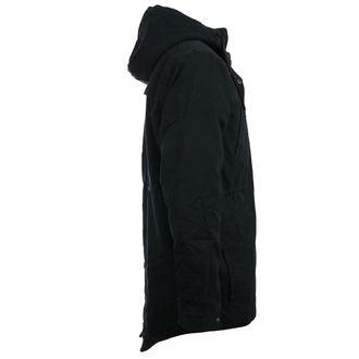 bunda pánská zimní GLOBE - Goodstock Thermal Fishtail - Nu Black