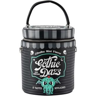 kabelka (taška) KILLSTAR - Gothic - BLACK - KSRA003635