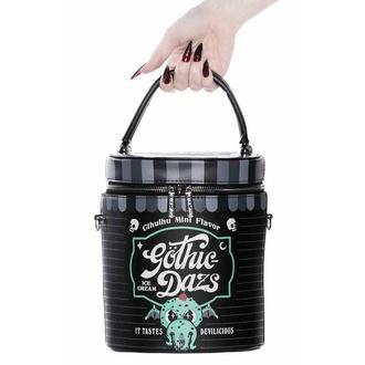 kabelka (taška) KILLSTAR - Gothic - BLACK, KILLSTAR