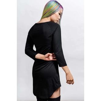 pyžamo dámské (noční košile) KILLSTAR - Gothicorn - Black, KILLSTAR