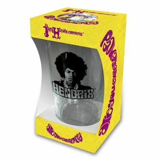 sklenice JIMI HENDRIX - ARE YOU EXPERIENCED - RAZAMATAZ, RAZAMATAZ, Jimi Hendrix