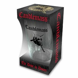 sklenice CANDLEMASS - THE DOOR TO DOOM - RAZAMATAZ, RAZAMATAZ, Candlemass