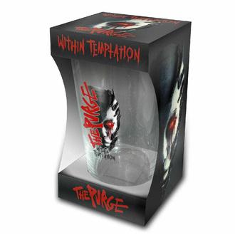 sklenice WITHIN TEMPTATION - THE PURGE - RAZAMATAZ, RAZAMATAZ, Within Temptation
