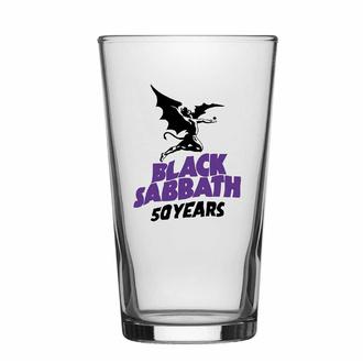 sklenice BLACK SABBATH - 50 YEARS - RAZAMATAZ, RAZAMATAZ, Black Sabbath