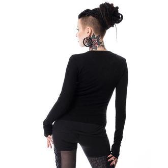 svetr dámský POIZEN INDUSTRIES - GRAB HER - BLACK, POIZEN INDUSTRIES