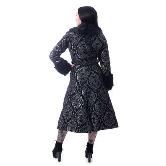kabát dámský POIZEN INDUSTRIES - GRAVE - GREY, POIZEN INDUSTRIES