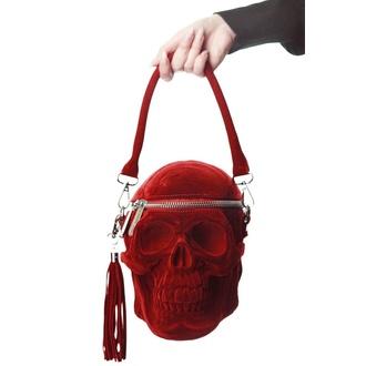 taška (kabelka) KILLSTAR - Grave Digger Skull, KILLSTAR