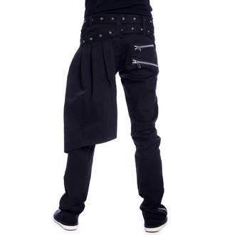 kalhoty pánské Vixxsin - GRAVES - BLACK, VIXXSIN