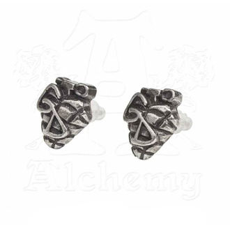 náušnice  Green Day - Grenade - ALCHEMY GOTHIC, ALCHEMY GOTHIC, Green Day