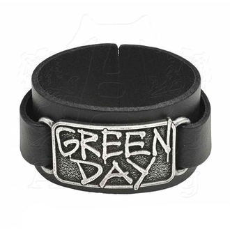 náramek Green Day - ALCHEMY GOTHIC, ALCHEMY GOTHIC, Green Day