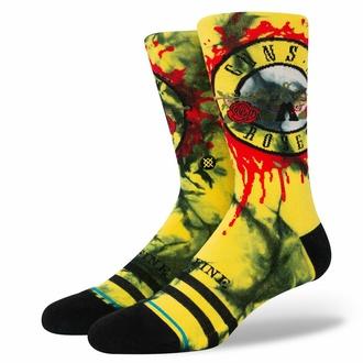 ponožky Guns N' Roses - SO FINE - YELLOW - STANCE, STANCE, Guns N' Roses