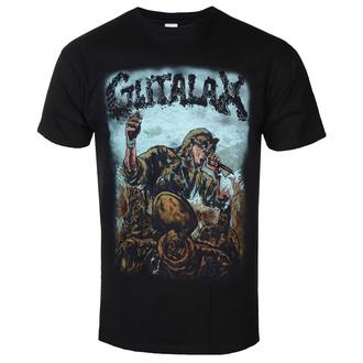 tričko pánské GUTALAX - Shitbusters - ROTTEN ROLL REX, ROTTEN ROLL REX, Gutalax