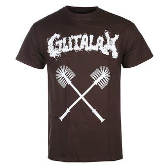 tričko pánské GUTALAX - toilet brushes - brown - ROTTEN ROLL REX, ROTTEN ROLL REX, Gutalax