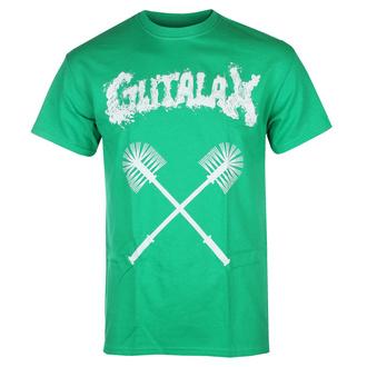 tričko pánské GUTALAX - toilet brushes - green - ROTTEN ROLL REX, ROTTEN ROLL REX, Gutalax