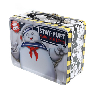 kufřík Ghostbusters - Tin Tote Stay Puft Marshmallow Man, NNM, Ghostbusters