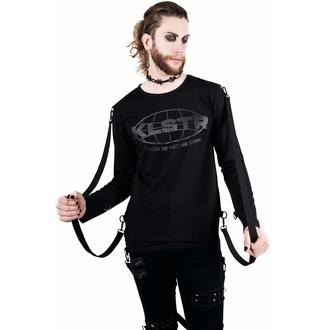 tričko s dlouhým rukávem unisex KILLSTAR - Hack You Up, KILLSTAR