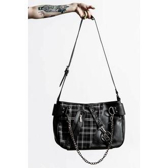 kabelka (taška) KILLSTAR - Harley Chain - ASH TARTAN, KILLSTAR