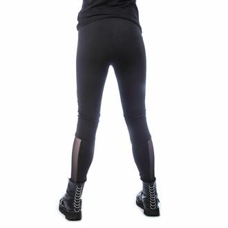 kalhoty dámské (legíny) HEARTLESS - HARLYN - BLACK, HEARTLESS