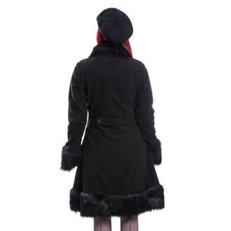 kabát dámský POIZEN INDUSTRIES - HARRIET - BLACK, POIZEN INDUSTRIES