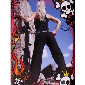 kalhoty dámské HEAVENLY DEVIL - DEV5