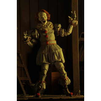 figurka To - Stephen King - 2017 - Ultimate Pennywise - (Well House) - NECA45467
