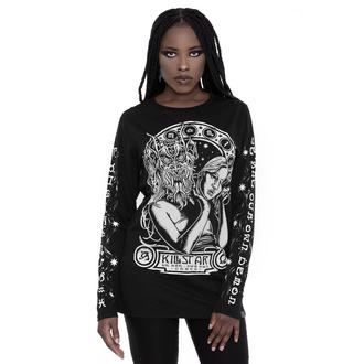 tričko unisex s dlouhým rukávem KILLSTAR - Hey Demon, KILLSTAR