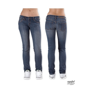 kalhoty dámské (jeansy) HORSEFEATHERS - Hush