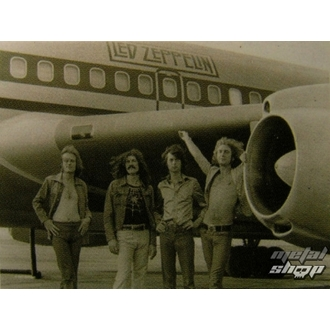 vlajka Led Zeppelin - Airplane