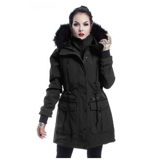 kabát dámský INNOCENT - HIGHLAND - BLACK, Innocent
