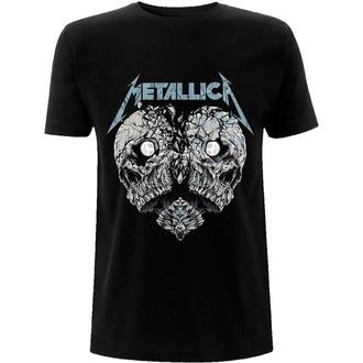 tričko pánské Metallica - Heart Broken - ROCK OFF, ROCK OFF, Metallica