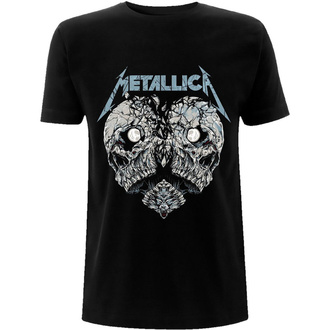 tričko pánské Metallica - Heart Broken - ROCK OFF - METTS39MB03