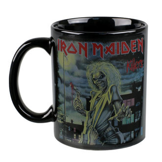 hrnek IRON MAIDEN - ROCK OFF, ROCK OFF, Iron Maiden