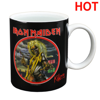 hrnek termoefekt Iron Maiden - Killers, NNM, Iron Maiden