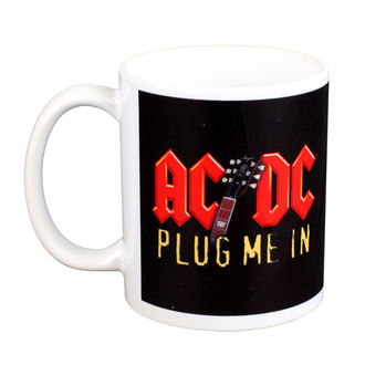 hrnek AC/DC - Plug Me In - PYRAMID POSTERS, PYRAMID POSTERS, AC-DC