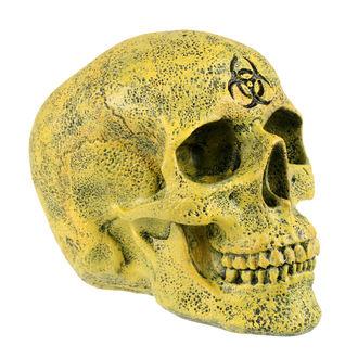 dekorace Biohazard Skull, NNM