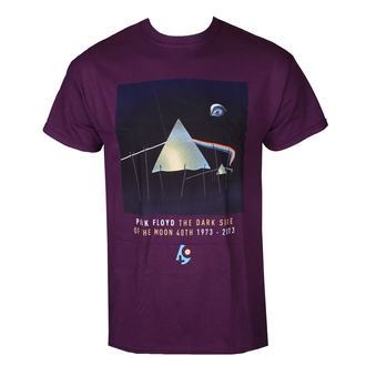 tričko pánské Pink Floyd - DSOTM 40th Dali Sleep - ROCK OFF, ROCK OFF, Pink Floyd