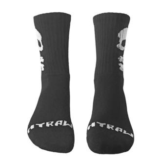 ponožky HYRAW - SKULL, HYRAW