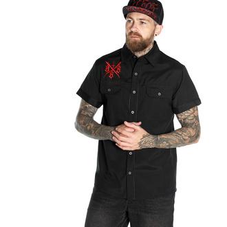 košile pánská HYRAW - CHEMISE LUCIFER, HYRAW