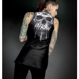 tílko dámské HYRAW - Graphic - BLACK STRIPES, HYRAW
