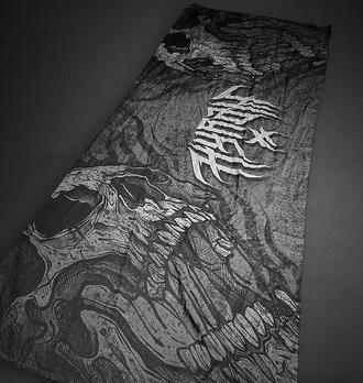 šátek HYRAW - BAD DREAMS, HYRAW