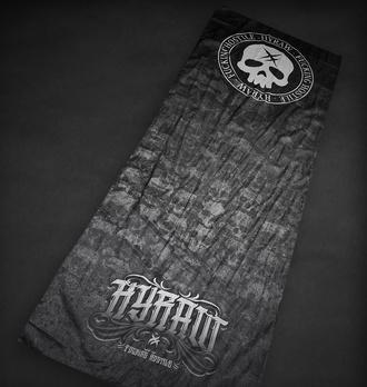 šátek HYRAW - CATACOMB, HYRAW