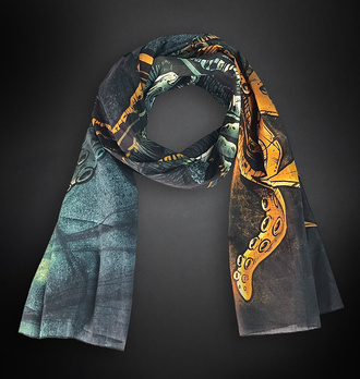 šátek HYRAW - KRAKEN, HYRAW