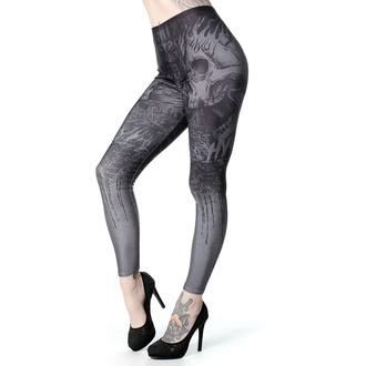 kalhoty dámské (legíny) HYRAW - CEMETERY - SS20-W23-LGGN