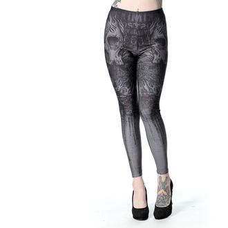 kalhoty dámské (legíny) HYRAW - CEMETERY, HYRAW