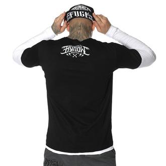 tričko pánské s dlouhým rukávem HYRAW - EVIL RECORD, HYRAW