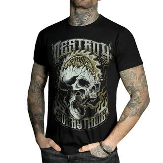 tričko pánské HYRAW - Graphic - DESTROY - SS21-M14-TSH